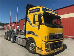 Volvo FH16 750, Timmerbilar, Transportfordon