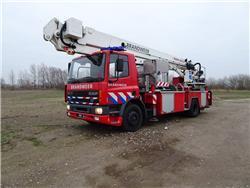 DAF 75-270 ATI Bronto Skylift F24, Fire trucks, Transportation