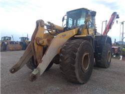 Komatsu WA470-5H, Wheel Loaders, Construction Equipment