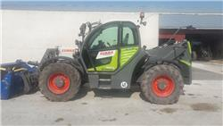 CLAAS SCORPION 9055, Telescopic handlers, Construction