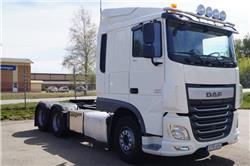 DAF XF510, Dragbilar, Transportfordon