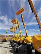 Haulotte H14TX, Telescopic boom lifts, Construction Equipment