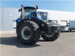 New Holland T 8.390, Traktorid, Põllumajandus