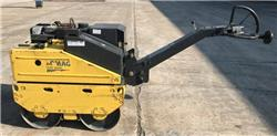 Bomag BW 65 H, Twin drum rollers, Construction