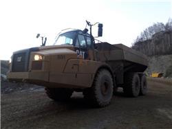 Caterpillar 745 C (2pc), Articulated Dump Trucks (ADTs), Construction