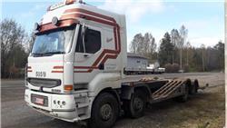 Sisu E12M K-APP 8X2-170+130, Muut kuorma-autot, Kuljetuskalusto