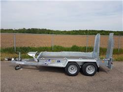 Ifor Williams GH 1054 BT, Aanhangwagens, Transport