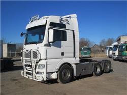 MAN TGX 26.540 Hydraulics, Sadulveokid, Transport