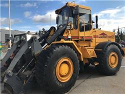 Ljungby 17, Wheel loaders, Construction