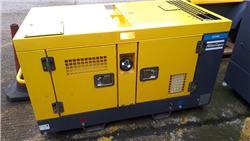 Atlas Copco U 110, Compressors, Construction