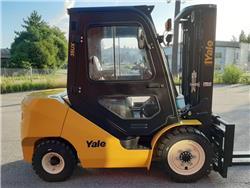 Yale GDP35UX, Dieseltrukit, Materiaalinkäsittely