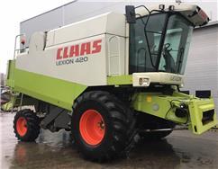 CLAAS Lexion 420 Cebis, Kombainid, Põllumajandus