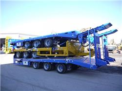 Chieftain 3-akselinen traktorilavetti levitettävä, Lavetit, Kuljetuskalusto