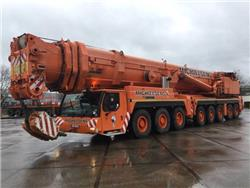 Liebherr LTM 1500-8.1, All terrain cranes, Construction