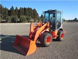 Hitachi ZW40-S67, Wheel loaders, Construction
