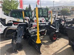 Bobcat Anbaugrader 2,44m Trimble, Skid Steer Loaders, Construction Equipment