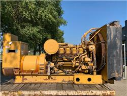 Caterpillar 3508 - Generator Set - 800kW - DPH106561, Diesel Generators, Construction