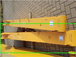 Hyundai Stick - Robex 160 W-9 A, Graafarmen, Bouw