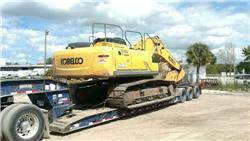 Kobelco SK350-9, Crawler Excavators, Construction Equipment