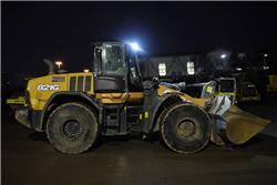 CASE 821G, Wheel loaders, Construction