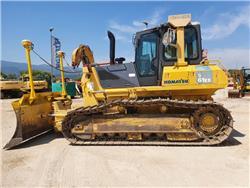 Komatsu D61EX-15E0, Crawler dozers, Construction
