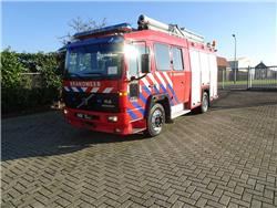 Volvo FL 614 Touw Plastisol, Fire trucks, Transportation