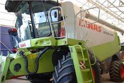 CLAAS Lexion 540, Combine harvesters, Agriculture