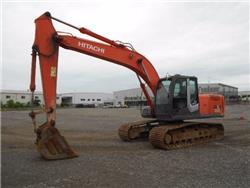 Hitachi ZX200-3, Crawler excavators, Construction