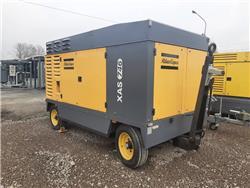 Atlas Copco XAS 746, Compressors, Construction