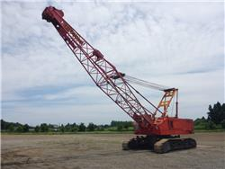 Hitachi KH300-1, Tracked cranes, Construction