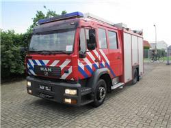 MAN LE250B, Fire trucks, Transportation