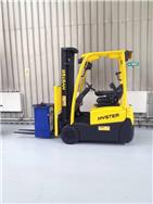 Hyster J1.5XNT, Electric counterbalance Forklifts, Material Handling