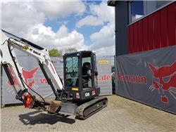 Bobcat E 35, Mini digger, Construction Equipment