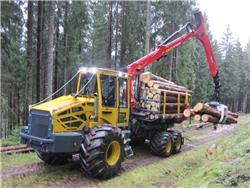 Welte 130, Forwardery, Maszyny leśne