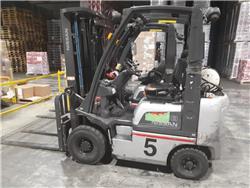 Nissan P1D1A18LQ, Nestekaasutrukit, Materiaalinkäsittely