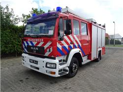 MAN 14-220 Hoogstaal Godiva, Fire trucks, Transportation