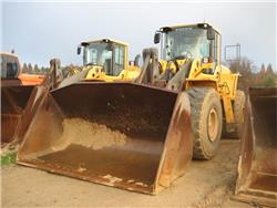 Volvo L150G, Wheel loaders, Construction