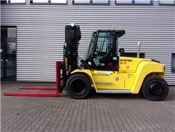 Hyster H16XD6, Diesel Stapler, Flurförderzeuge