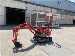 Yanmar SV 08, Mini excavators < 7t (Mini diggers), Construction