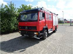 Mercedes-Benz 1124 CenC Godiva, Fire trucks, Transportation
