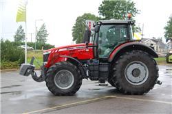 Massey Ferguson 8727, Traktorit, Maatalouskoneet