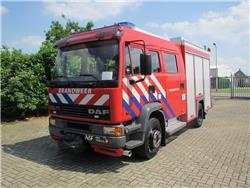 DAF 55-230TI Plastisol, Fire trucks, Transportation