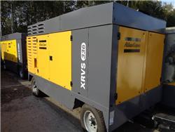 Atlas Copco XRVS 336, Compressors, Construction