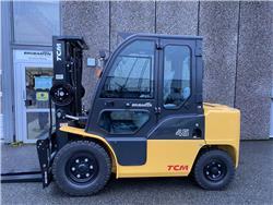 TCM D1F4A45Q, Diesel Trucker, Truck