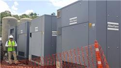 Atlas Copco GA 400, Compressors, Industrial