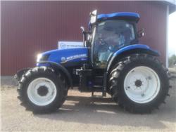 New Holland T6.165 EC SS, Traktorit, Maatalous