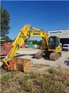 Komatsu PC170LC-10, Crawler Excavators, Construction Equipment