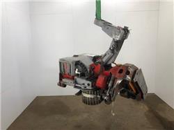 Log Max 4000T, Skördaraggregat, Skogsmaskiner