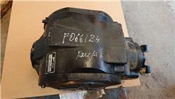 John Deere FO66124, Hydraulik, Skogsmaskiner