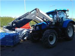New Holland T6.165 EC, Traktorid, Põllumajandus